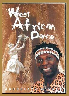 West African Dance Volume 1 DVD